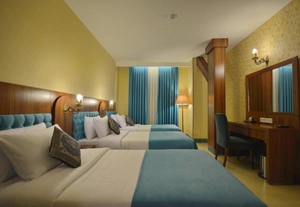 هتل ارگ