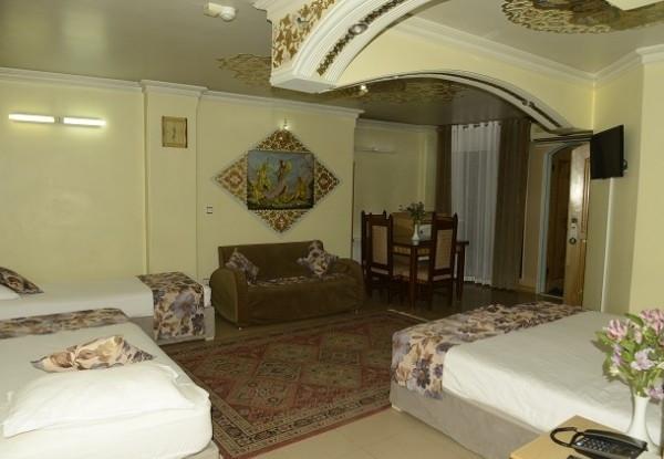 هتل صفوی