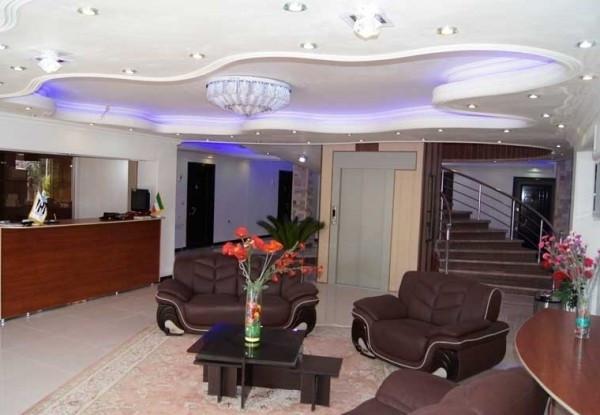 هتل-آپارتمان-نیستان