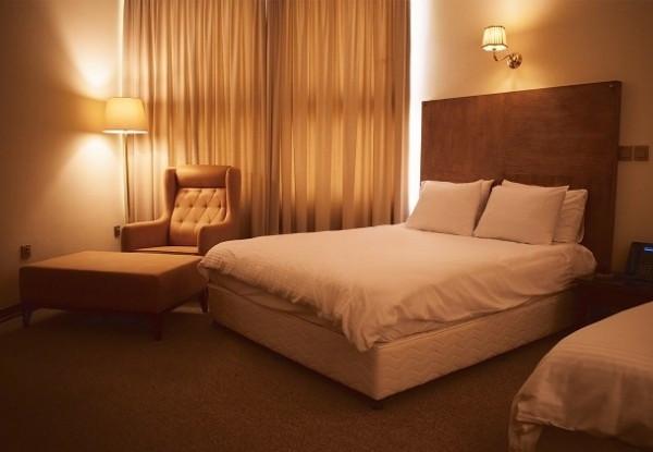 هتل ریان قائم