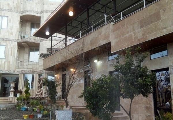 هتل باغ سرهنگ