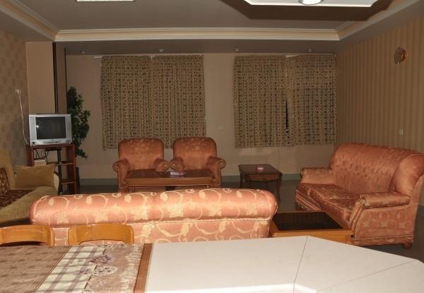 هتل آپارتمان میلاد نور