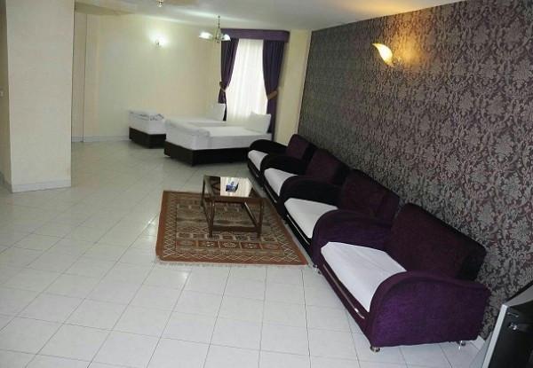 هتل سرزمین آفتاب