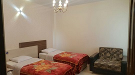 هتل آپارتمان خلیج فارس