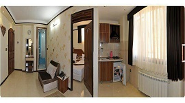هتل آپارتمان علیزاده