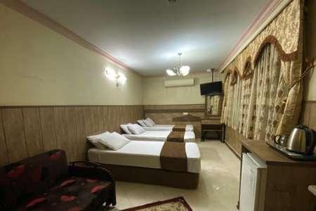 هتل آپارتمان جواهر