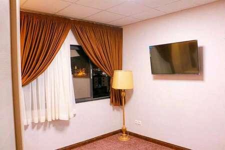 هتل آپارتمان ایزد