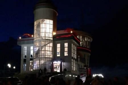هتل رصدخانه کاسین