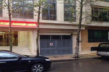 هتل دیاموند