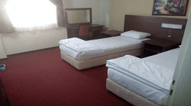 هتل آپارتمان فدک