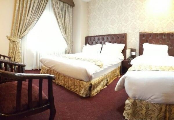 هتل-شارستان