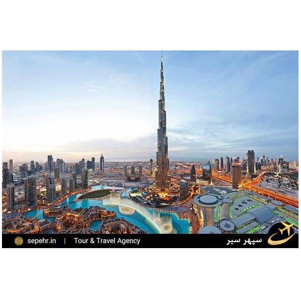 معرفی هتل فرودگاه های دبی