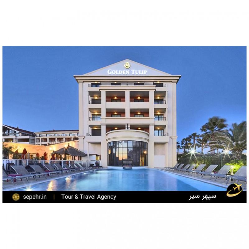 رزرو هتل در مشهد با سپهر 360